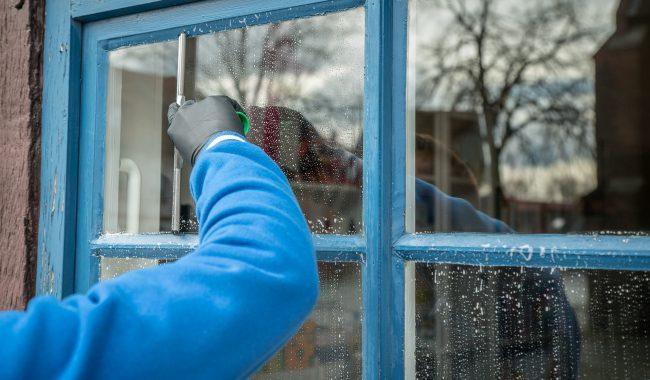 jak myć okna?